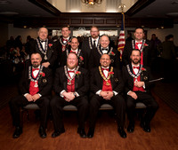 Elks Club 81st Installation of Officers